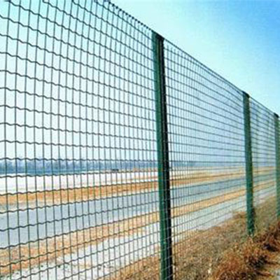 Euro wire fence netting