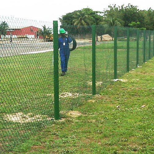 Chain Link Fence 1