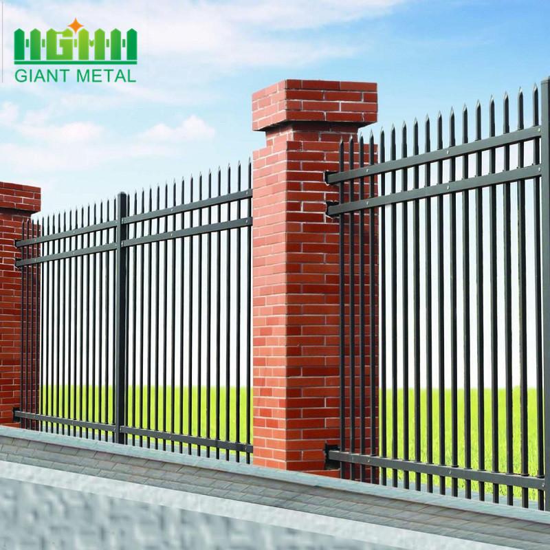 Cast Iron Fence5
