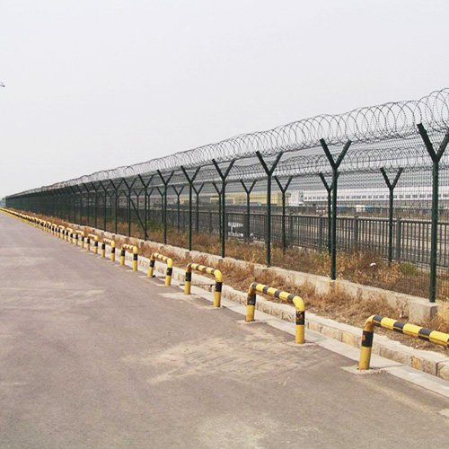 358 Security Fence 4