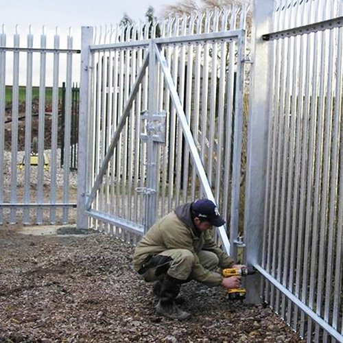 358 Security Fence 6
