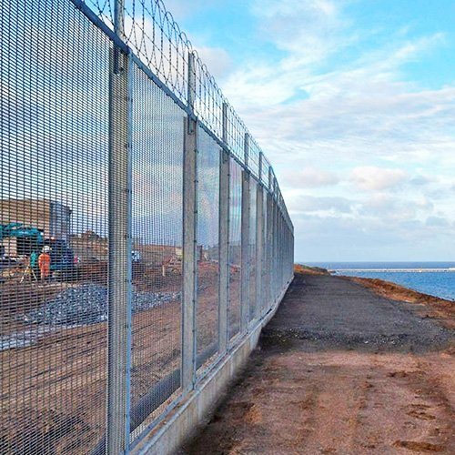 358 Security Fence 7
